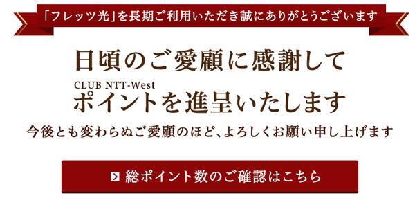 NTT西日本ポイント