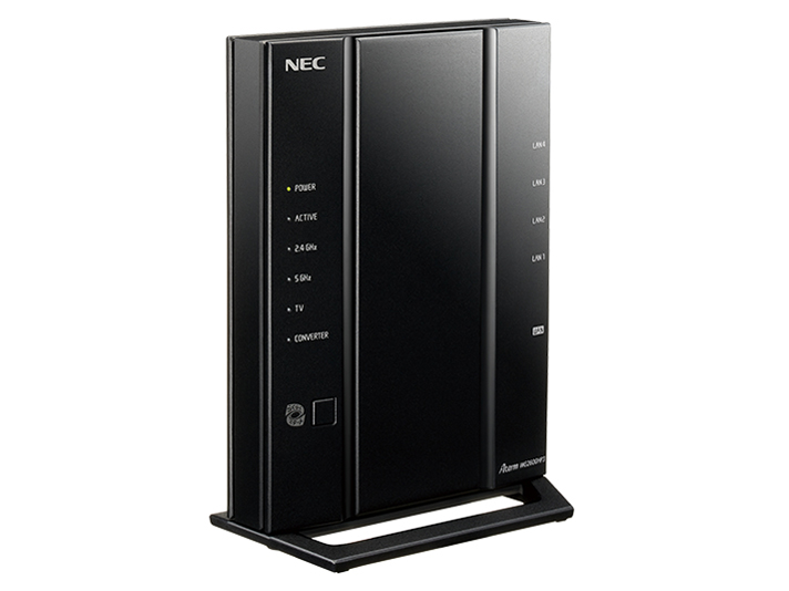 WG2600HP3 NEC